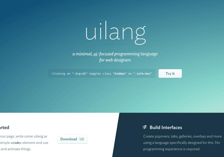 uilang : une miniscule librairie pour construire des interfaces