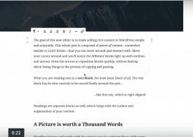siteOrigin Pagebuilder compatible avec l'éditeur Gutenberg de WordPress