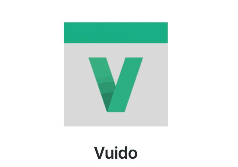 Vuido : Créer des applications desktop natives grâce à Vue.js