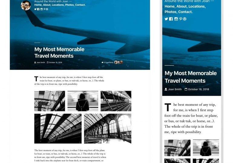 Découvrez Twenty Nineteen le nouveau thème Wordpress