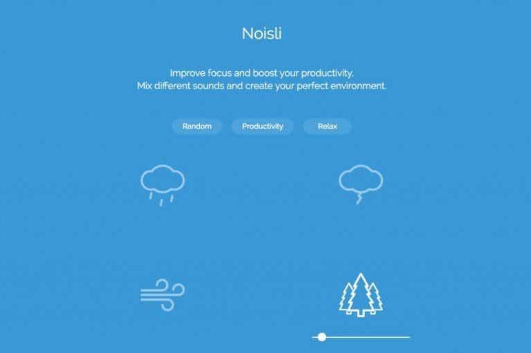 Booster votre productivité avec votre ambiance sonore personnalisée