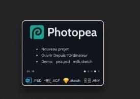 Un outil en ligne pour éditer vos fichiers Photosoph, the Gimp, Sketch ou n'importe quelle image