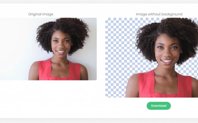 Détourez d'un clic (sans photosop) un visage avec remove.bg
