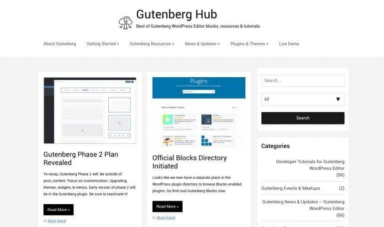 3 ressources Gutenberg à surveiller