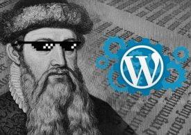 Qui a peur de la méchante prochaine mise à jour de Wordpress 5.0 ?
