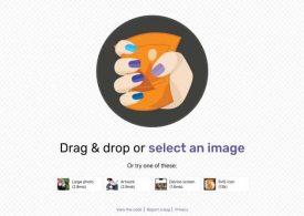 Testez différentes compressions d'image grâce à squoosh.app