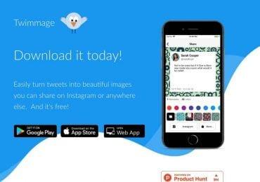 Transformer facilement un tweet en une superbe image pour Instagram