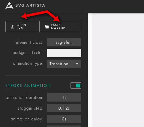 Home SVG Artista