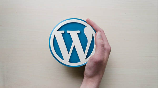 logo de WordPress cms open-source